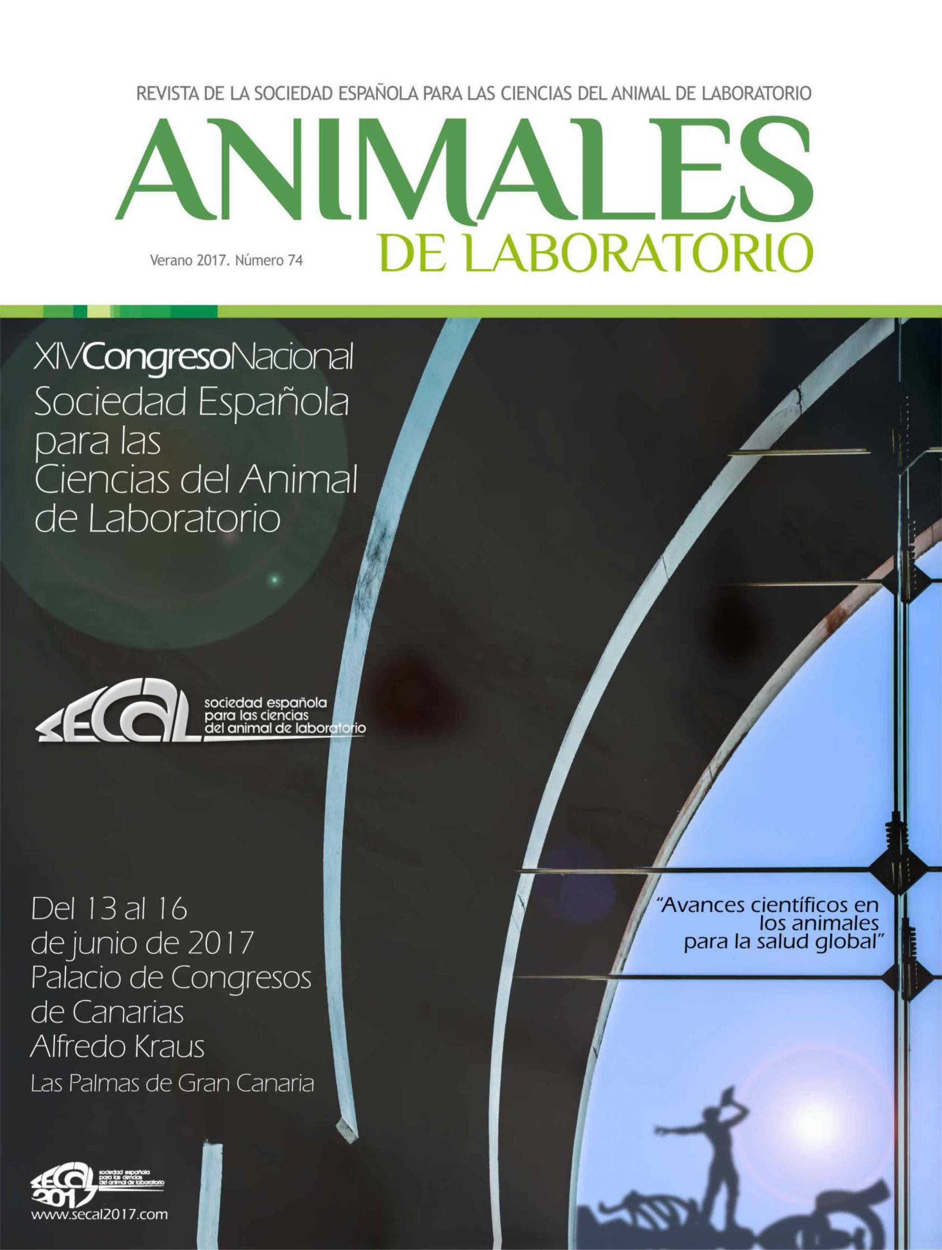 revista animales de laboratorio