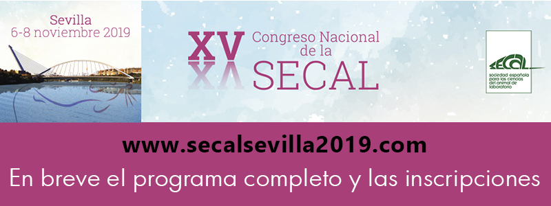 Congreso Secal Sevilla - 2019