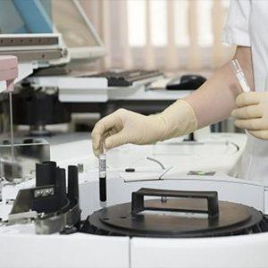 riesgos laborales laboratorio