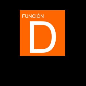 Función D