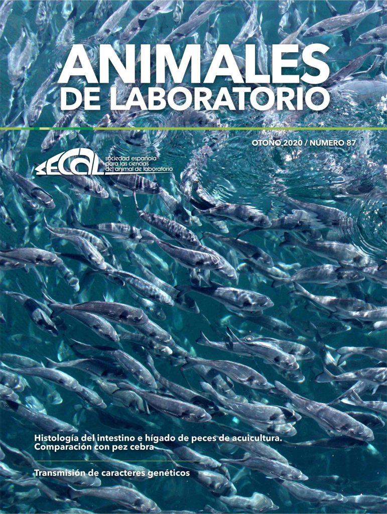 Revista Animales de Laboratorio 87