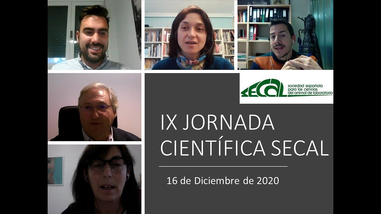 IX jornada cientifica secal